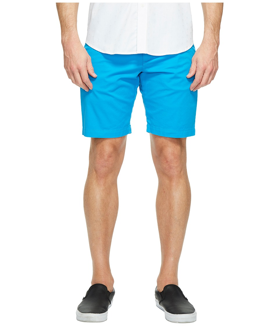 Robert Graham - Pioneer Shorts (Aqua) Men's Shorts