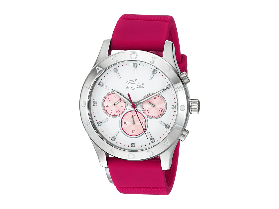 Lacoste - 2000941 - CHARLOTTE (Fuchsia) Watches