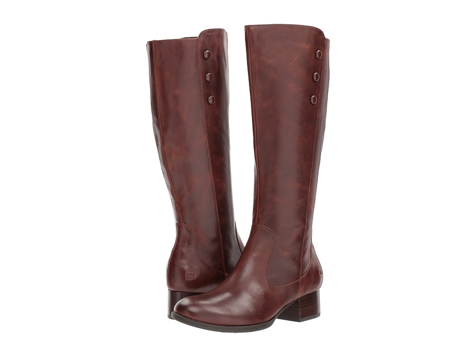 Born Belindah (Cognac Full Grain Leather) Women