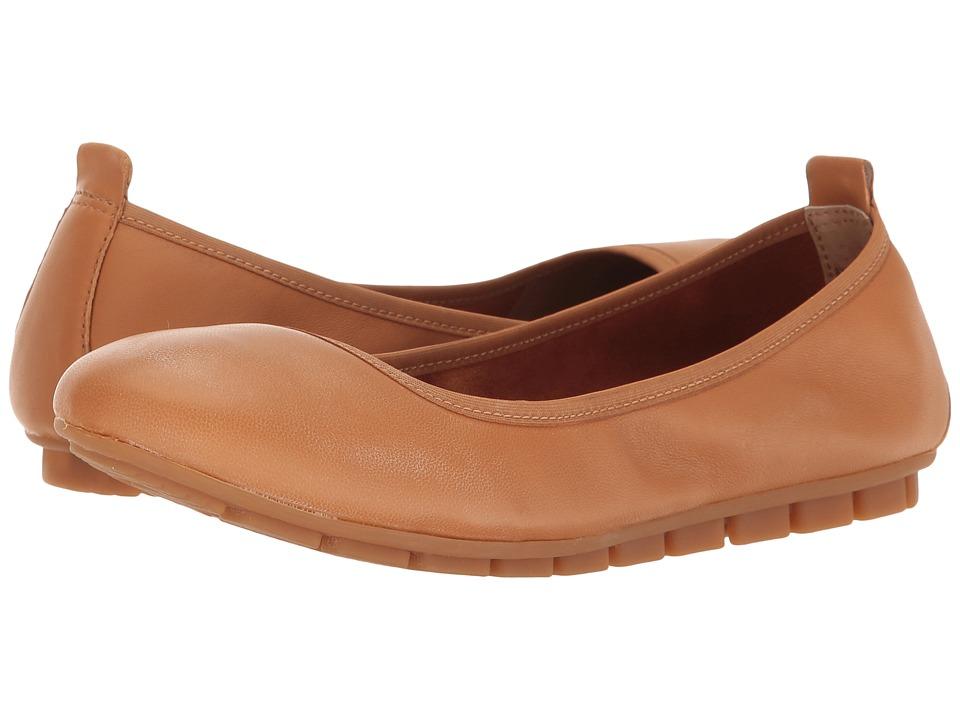 Born - Tami (Tan Full Grain Leather) Women's Shoes