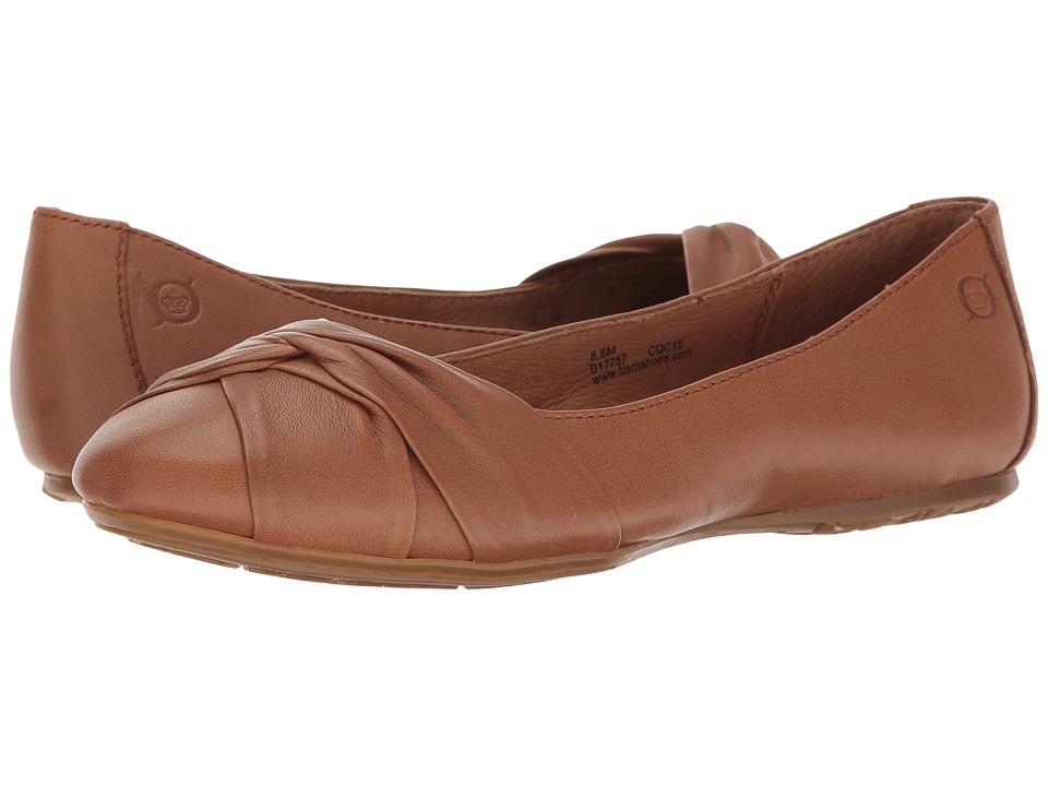 Born - Lilly (Bark Full Grain Leather) Women's Shoes