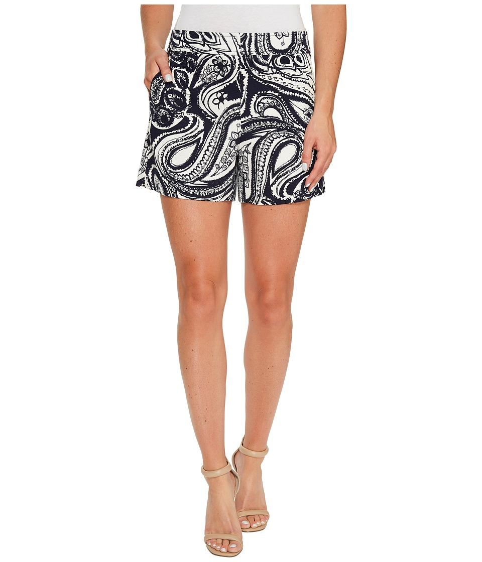 Trina Turk - Columbus Ave Shorts (Indigo/Whitewash) Women's Shorts