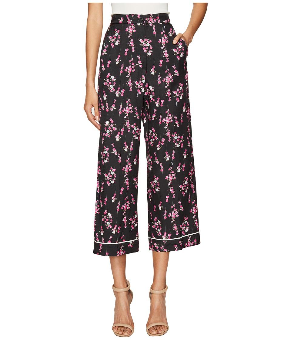 Sonia by Sonia Rykiel - Roses Print Pants (Roses Print) Women's Casual Pants