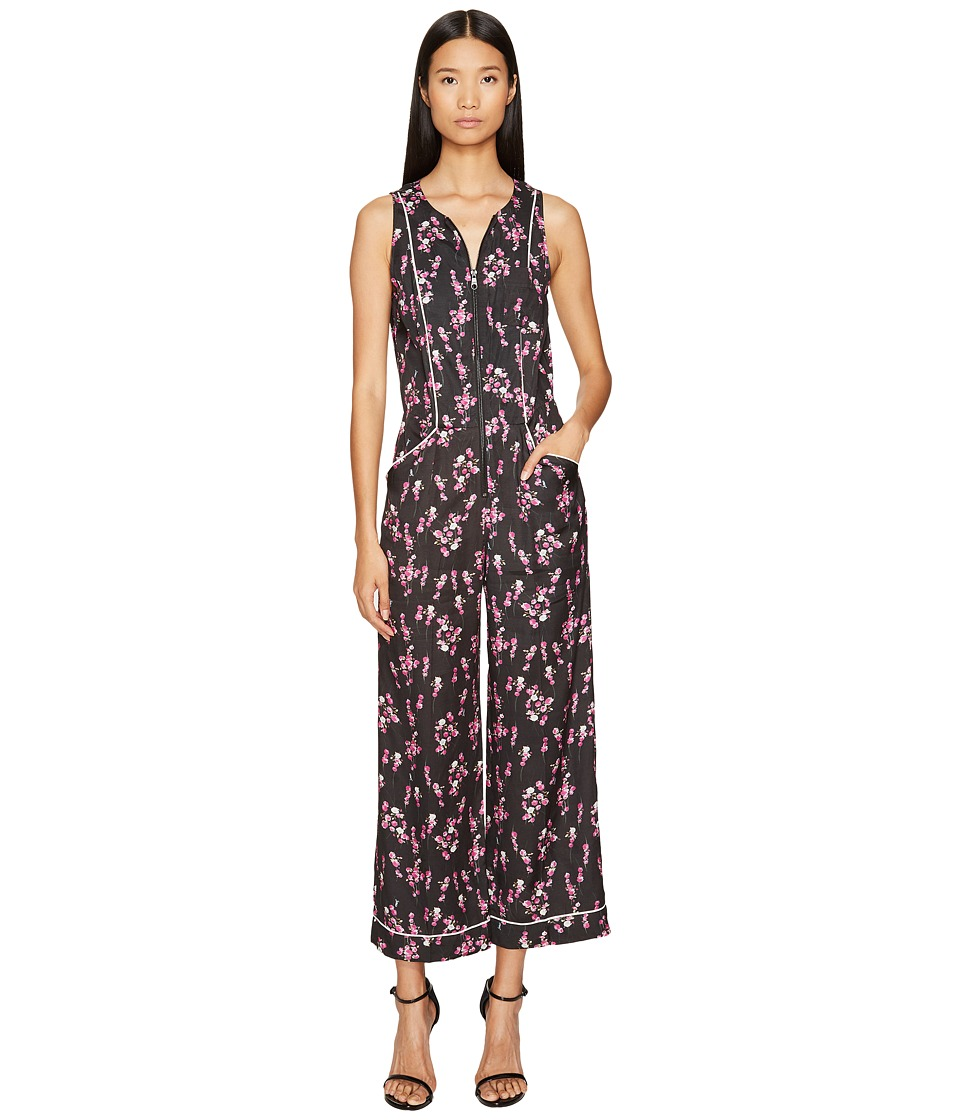 Sonia by Sonia Rykiel - Roses Print Jumpsuit (Roses Print) Women's Jumpsuit & Rompers One Piece
