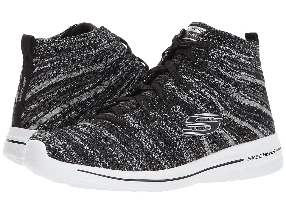 SKECHERS - Burst 2.0 - New Edge (Black) Women's Slip on Shoes