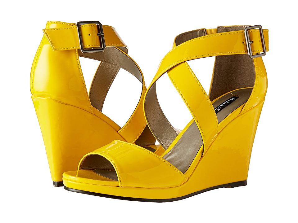Michael Antonio - Amis (Yellow) Women's Wedge Shoes