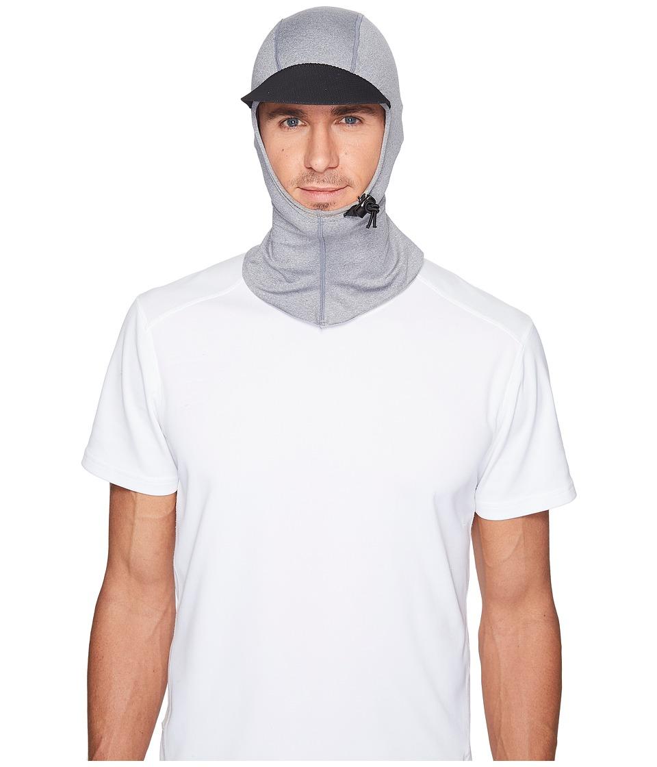 O'Neill - Hybrid Hoodie (Cool Grey) Men's Swimwear