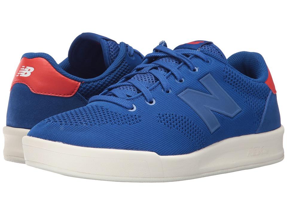 New Balance Classics - CRT300v1 (Team Royal/Shockwave) Men's Court Shoes