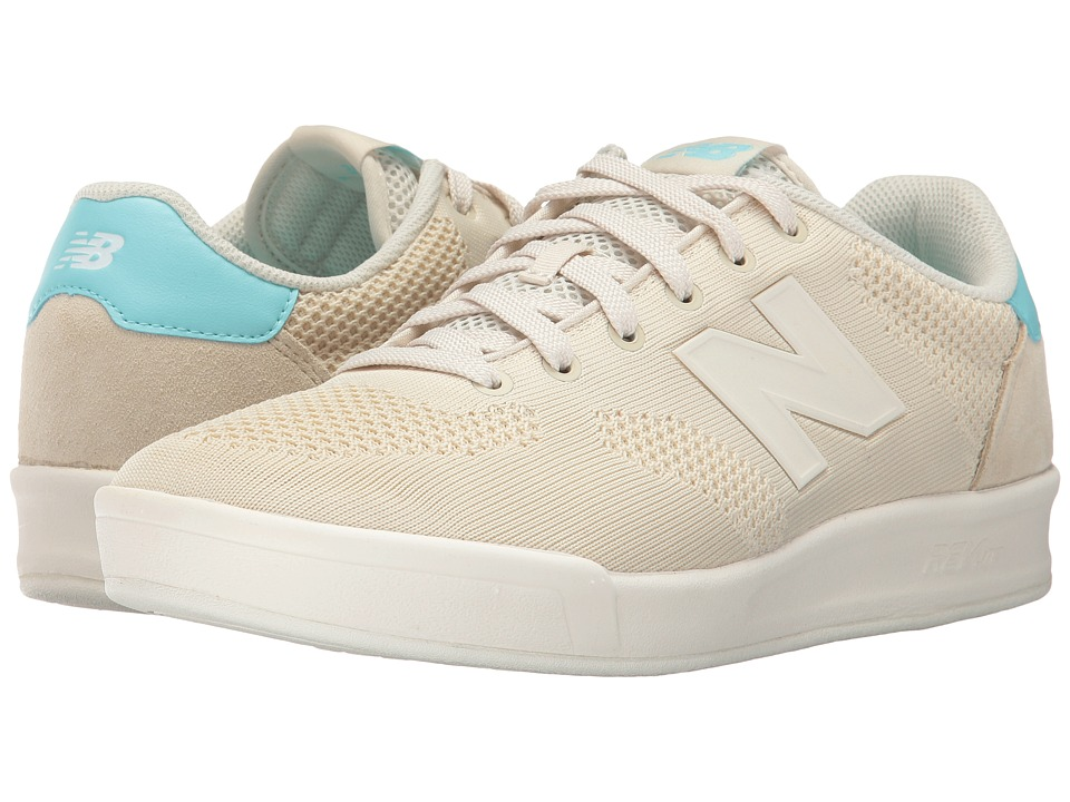 New Balance Classics - CRT300v1 (Bone/Sea Spray) Men's Court Shoes