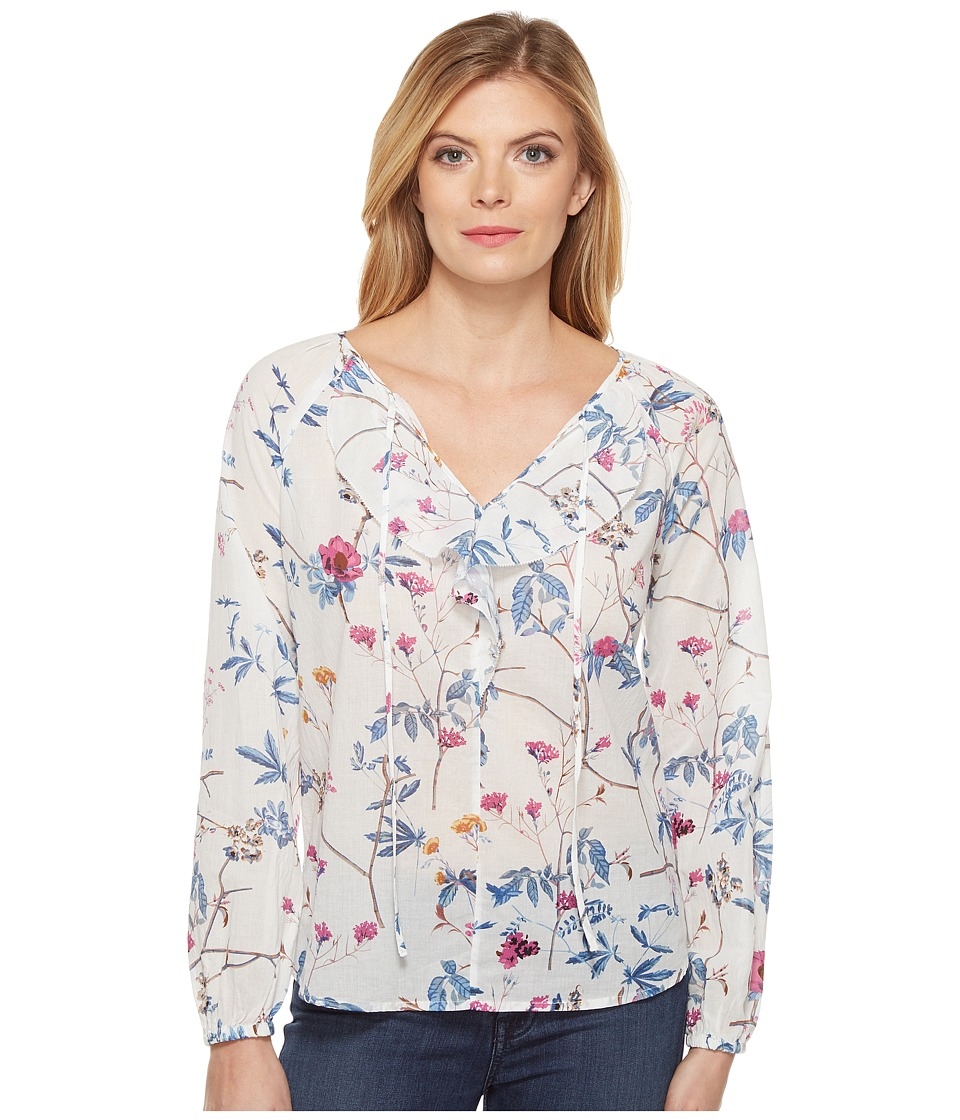 Joe's Jeans - Kacy Long Sleeve Blouse (Cotton Lawn) Women's Blouse