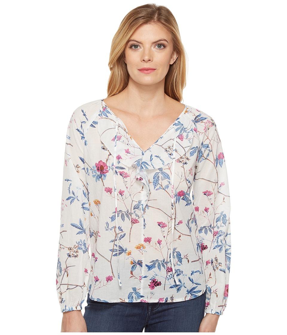 Joe's Jeans - Kacy Long Sleeve Blouse (Cotton Lawn) Women's Blouse