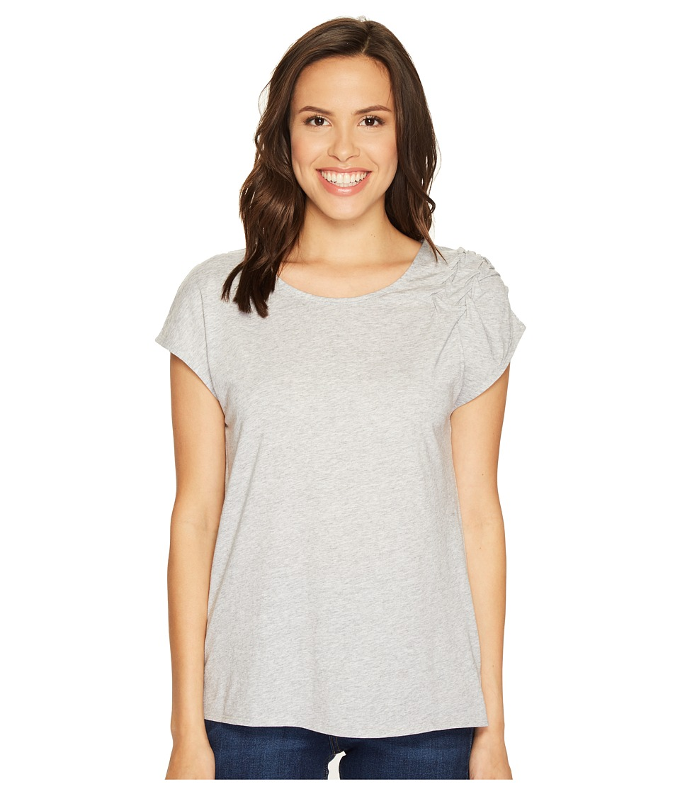 Joe's Jeans - Lia Tee (Heather Grey) Women's T Shirt