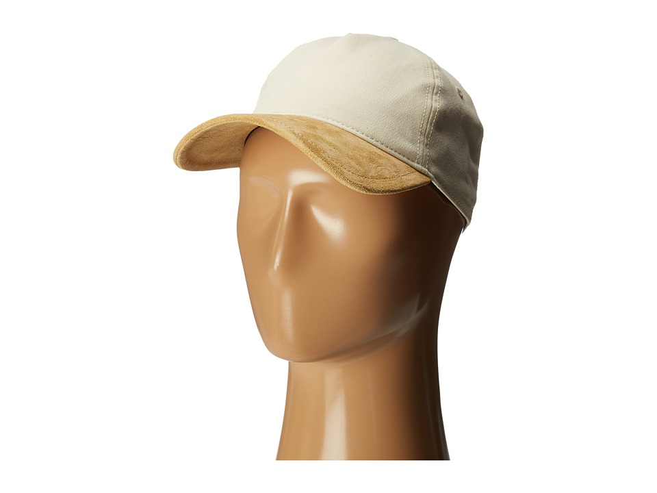 rag & bone - Marilyn Baseball Cap (Cream) Baseball Caps