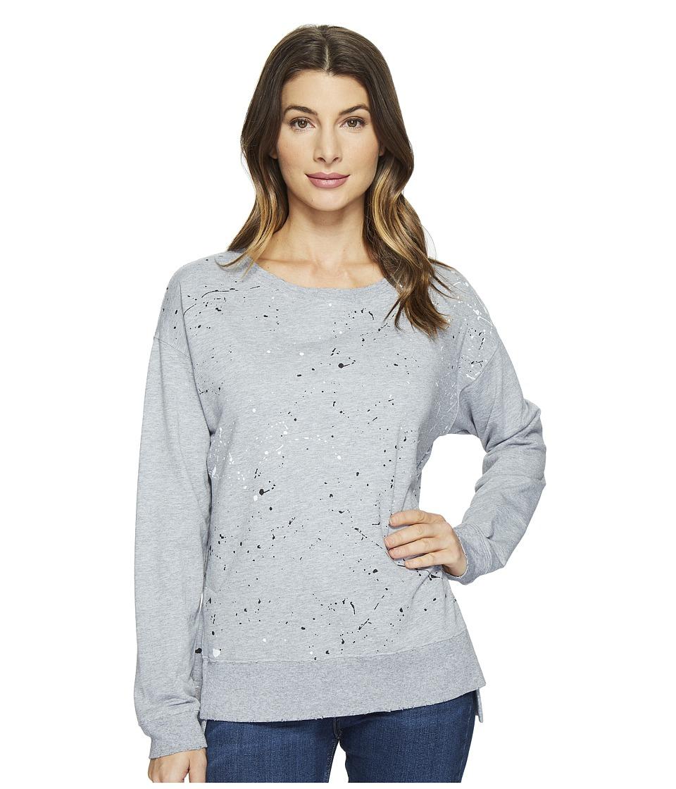 Joe's Jeans - Mackenzie Sweatshirt (Grey) Women's Sweatshirt