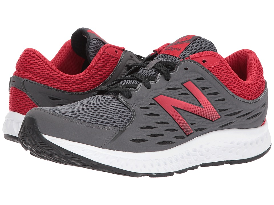 New Balance - 420v3 (Magnet/Team Red) Men's Running Shoes