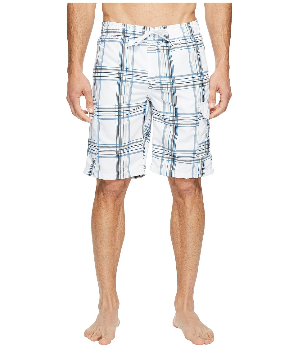 U.S. POLO ASSN. Cargo Boardshorts (White) Men