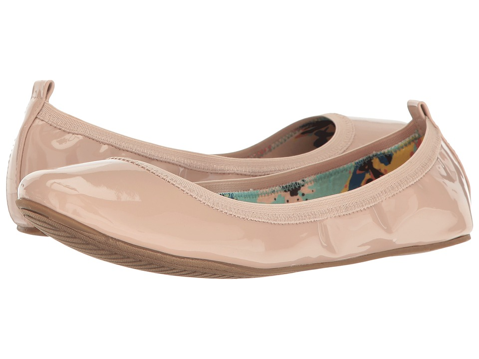 Kenneth Cole Unlisted - Whole Truth (Blush Patent) Women's Flat Shoes