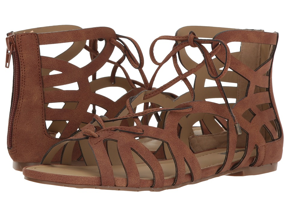 Kenneth Cole Unlisted - Perfect Stand (Sienna Synthetic) Women's Sandals