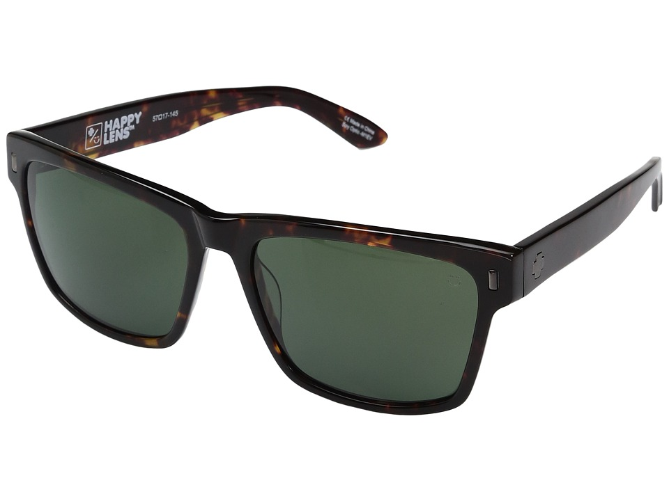 Spy Optic - Haight (Dark Tort/Happy Gray Green) Fashion Sunglasses