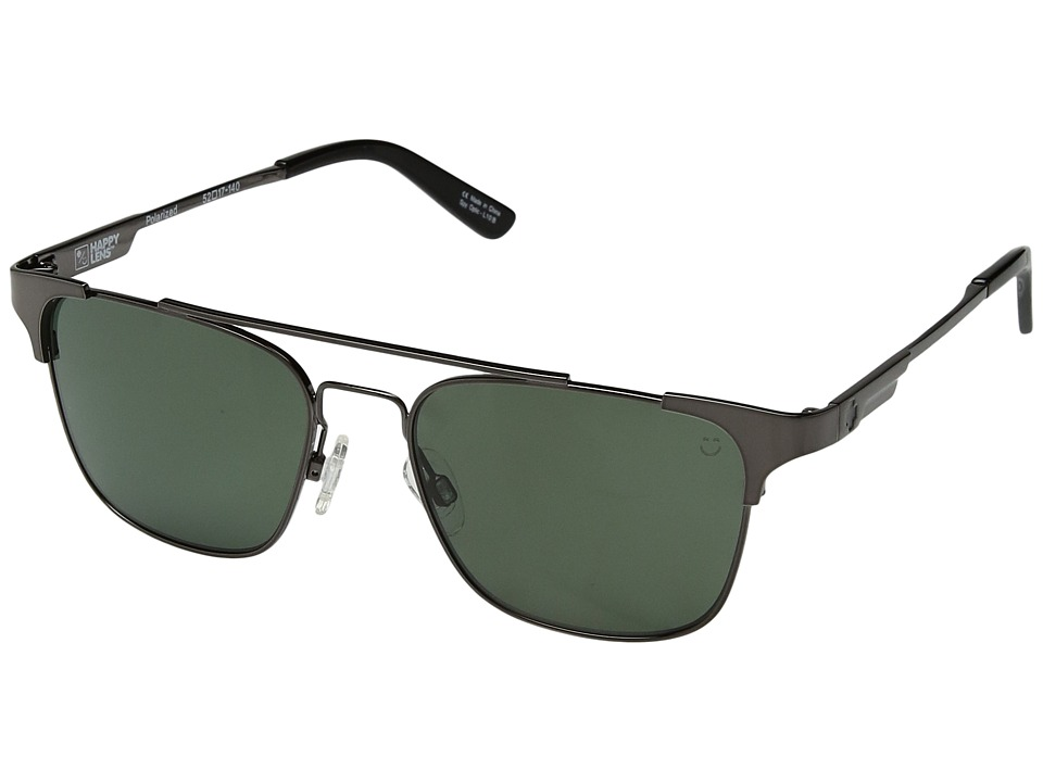 Spy Optic - Westport (Gunmetal/Happy Gray Green Polar) Sport Sunglasses
