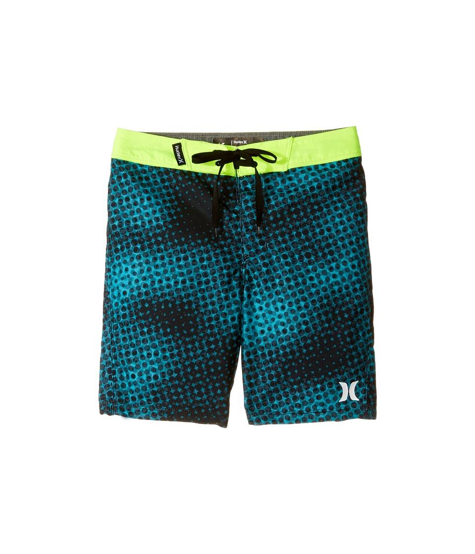 Hurley Kids Dot Boardshorts (Little Kids) (Dusty Cactus) Boy