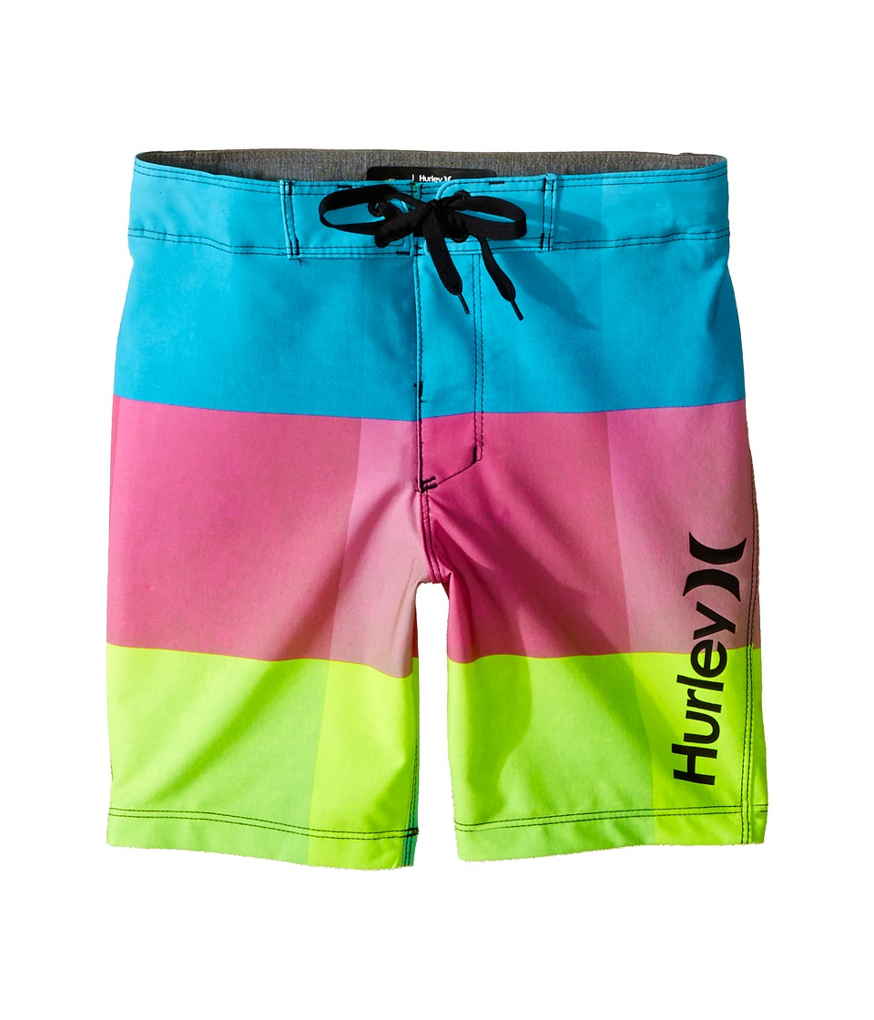 Hurley Kids Phantom 30 Boardshorts (Little Kids) (Multi) Boy