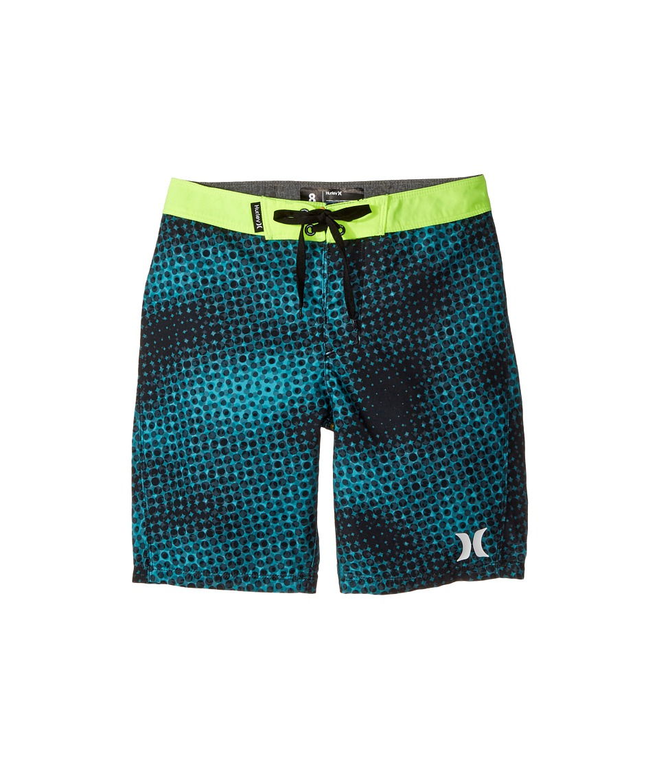 Hurley Kids Dot Boardshorts (Big Kids) (Dusty Cactus) Boy