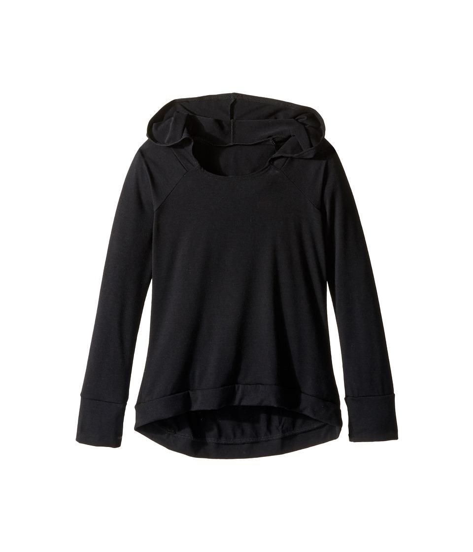 Onzie Kids - Hoodie (Big Kids) (Black) Girl's Clothing