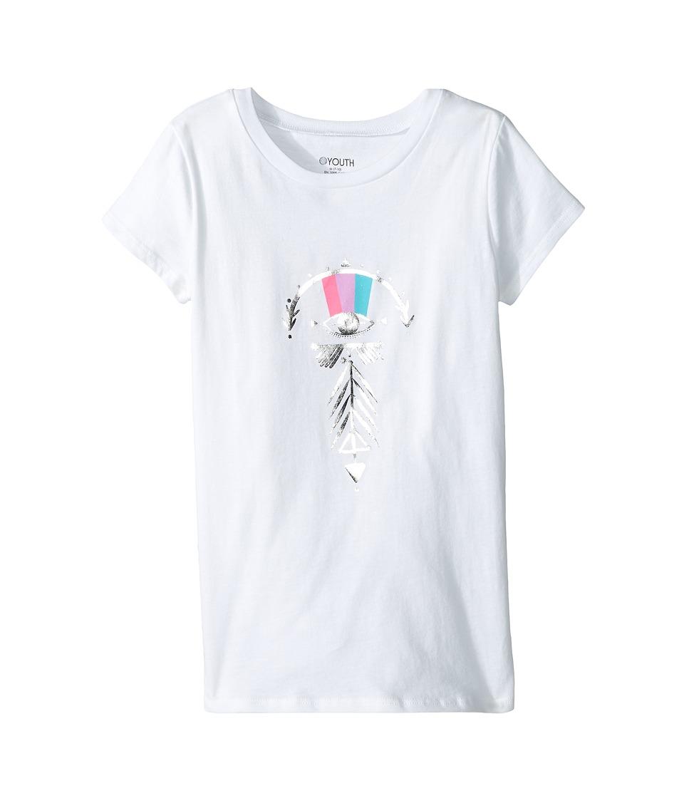 Onzie Kids - Cap Sleeve Top (Little Kids/Big Kids) (Lucky Eye) Girl's T Shirt