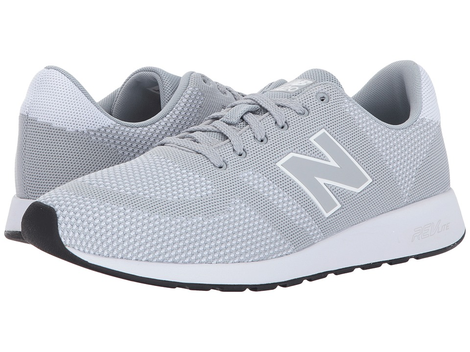 New Balance Classics - MRL420 (Grey/White 2) Men's Shoes
