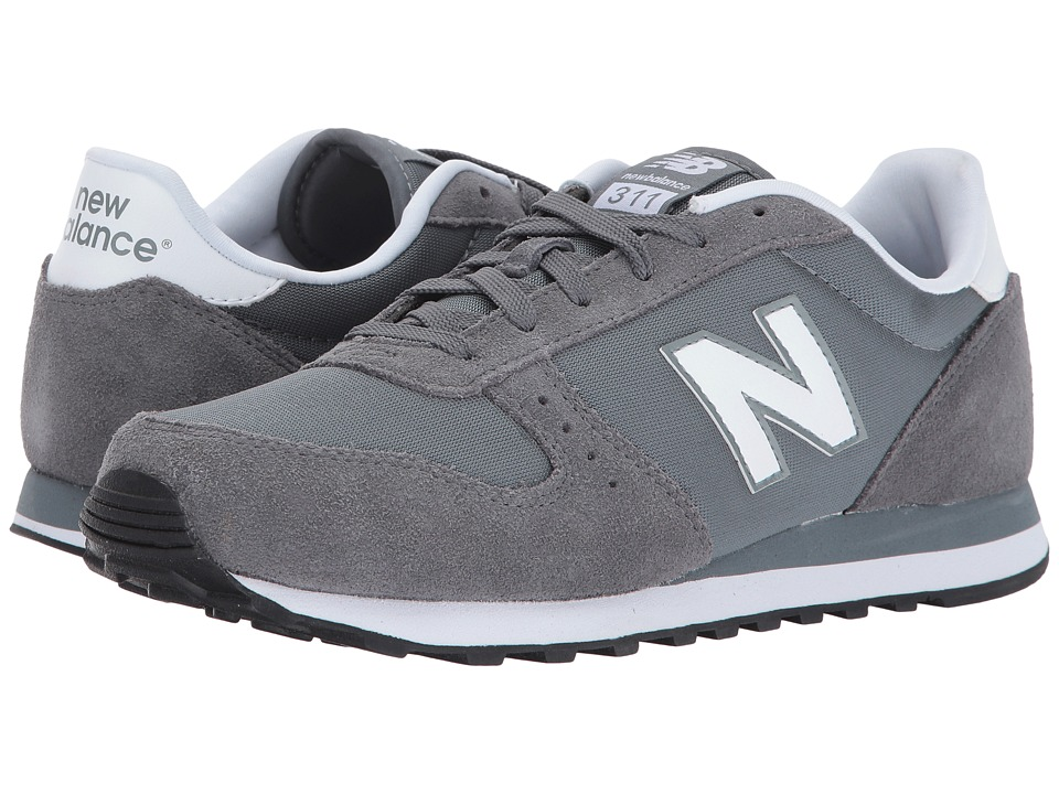 New Balance - ML311 (Atlas Grey/White) Men's Shoes