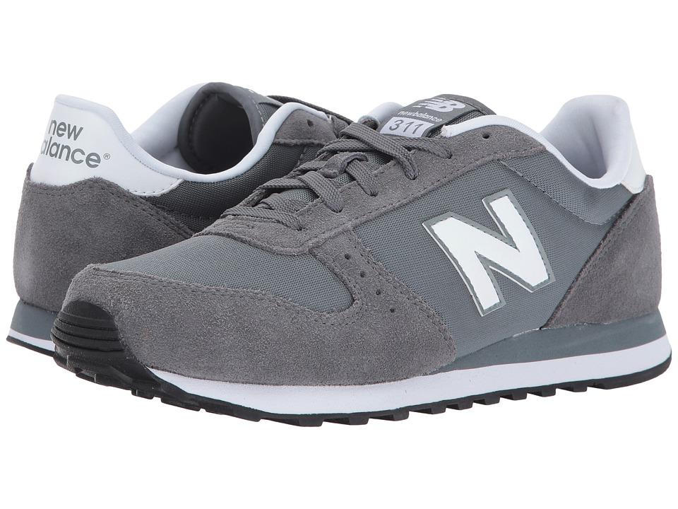 New Balance - ML311 (Atlas Grey/White) Men's Shoes