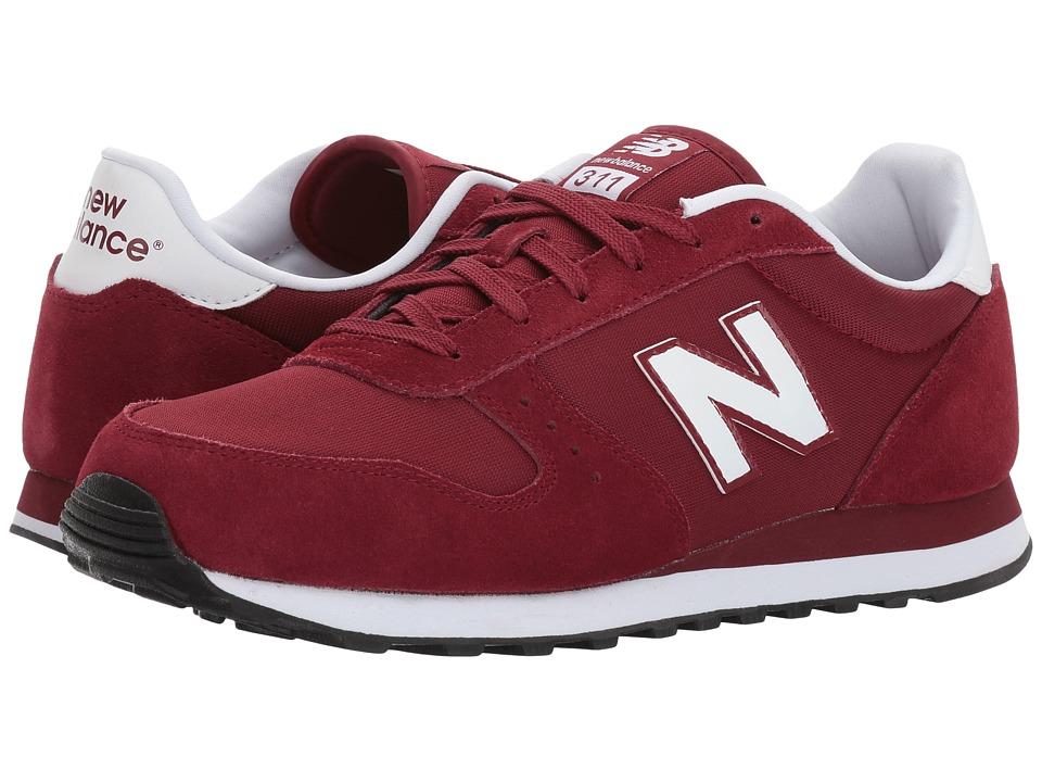 New Balance - ML311 (Mercury Red/White) Men's Shoes