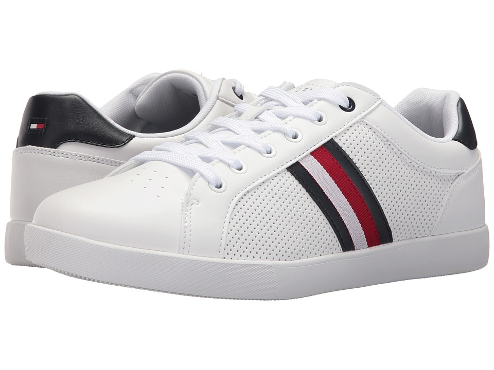 Tommy Hilfiger - Todd (White) Men's Shoes