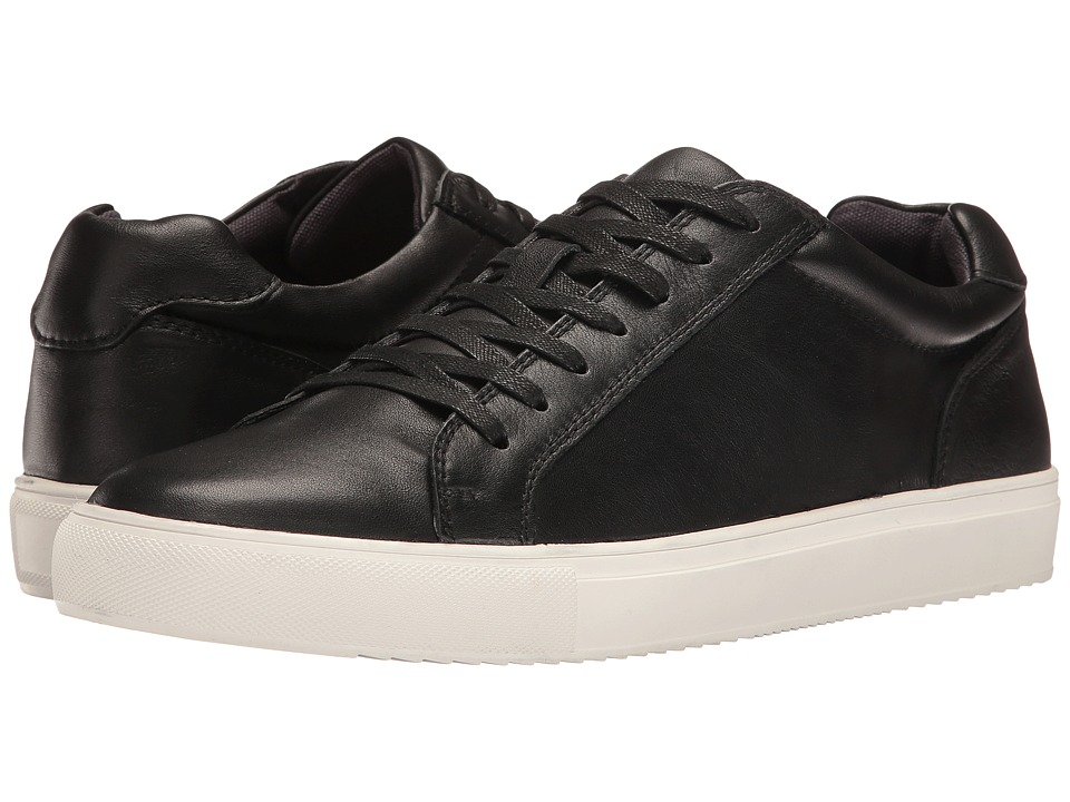 Dr. Scholl's - Rhythms-Original Collection (Black Leather) Men's Shoes