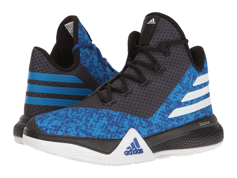 adidas - Light Em' Up 2 (Collegiate Royal/White/Black) Men's Shoes