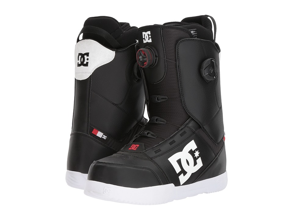 DC - Control (Black) Men's Snow Shoes