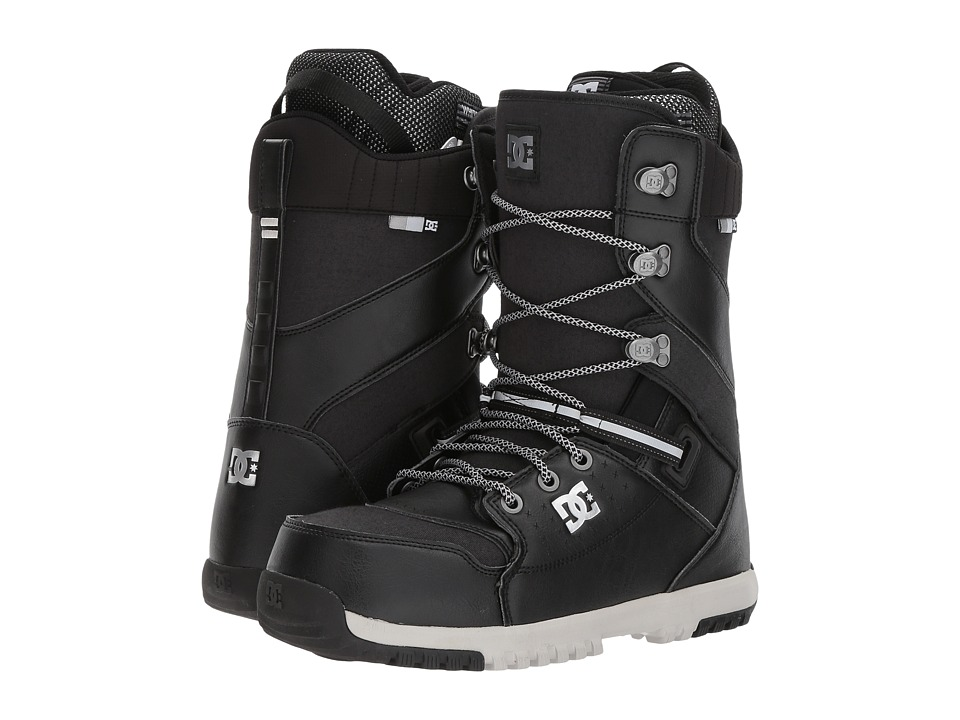DC - Mutiny (Black) Men's Snow Shoes