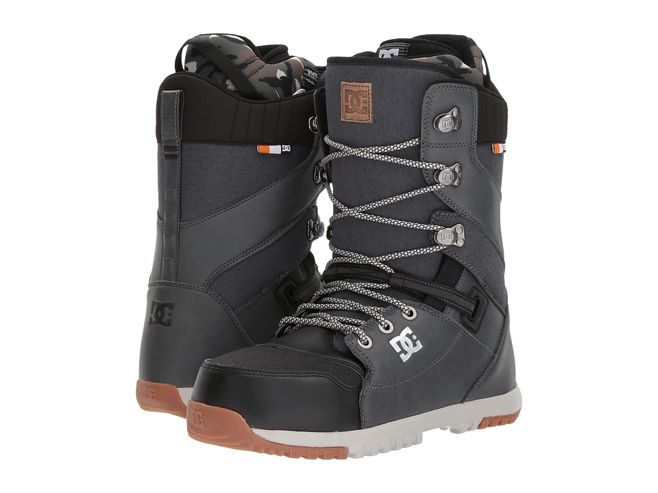 DC - Mutiny (Dark Shadow) Men's Snow Shoes