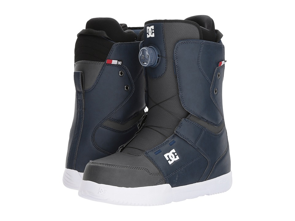 DC - Scout (Insignia Blue) Men's Snow Shoes