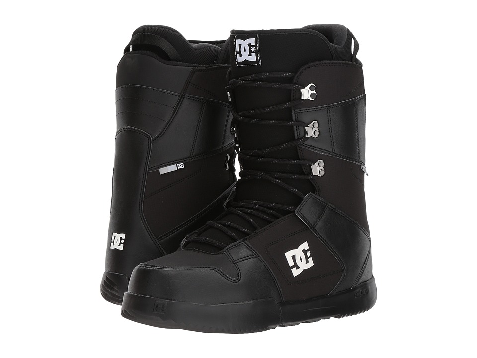 DC - Phase (Black) Men's Snow Shoes