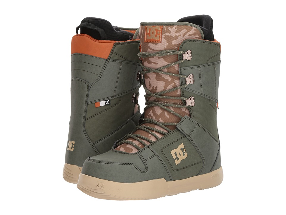 DC - Phase (Army) Men's Snow Shoes