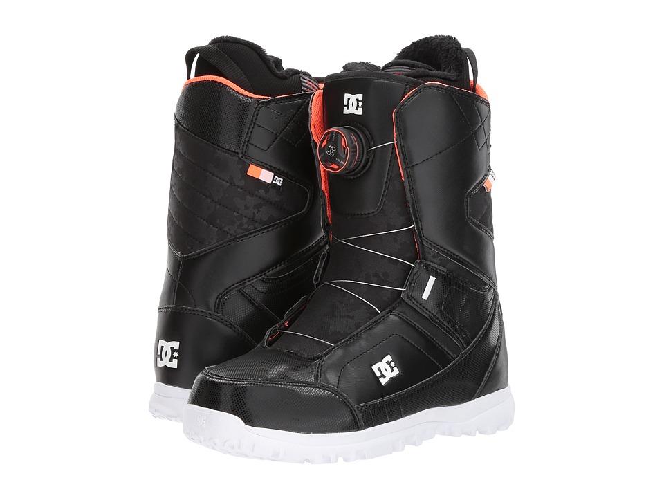 DC - Search (Black) Women's Snow Shoes