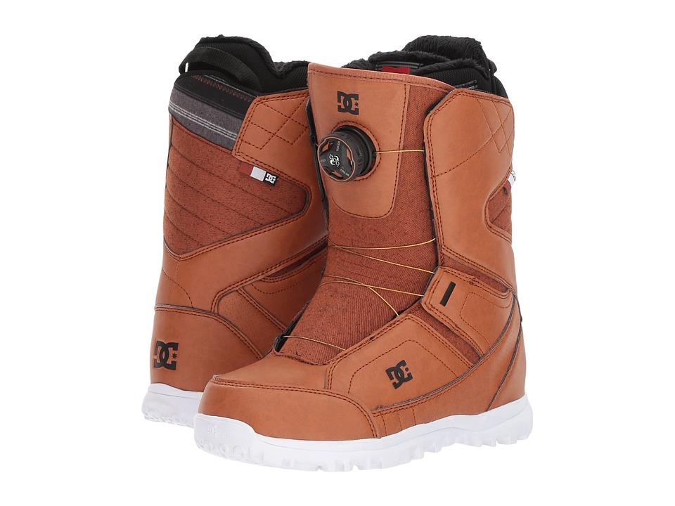 DC - Search (Brown) Women's Snow Shoes