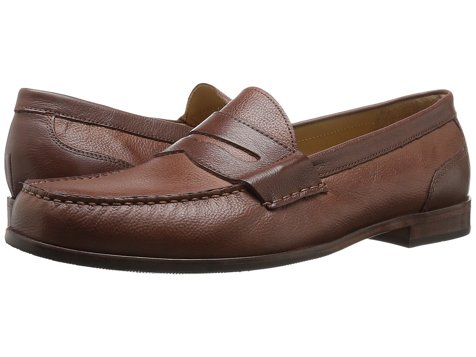 Cole Haan Fairmont Penny II (Papaya Grain) Men