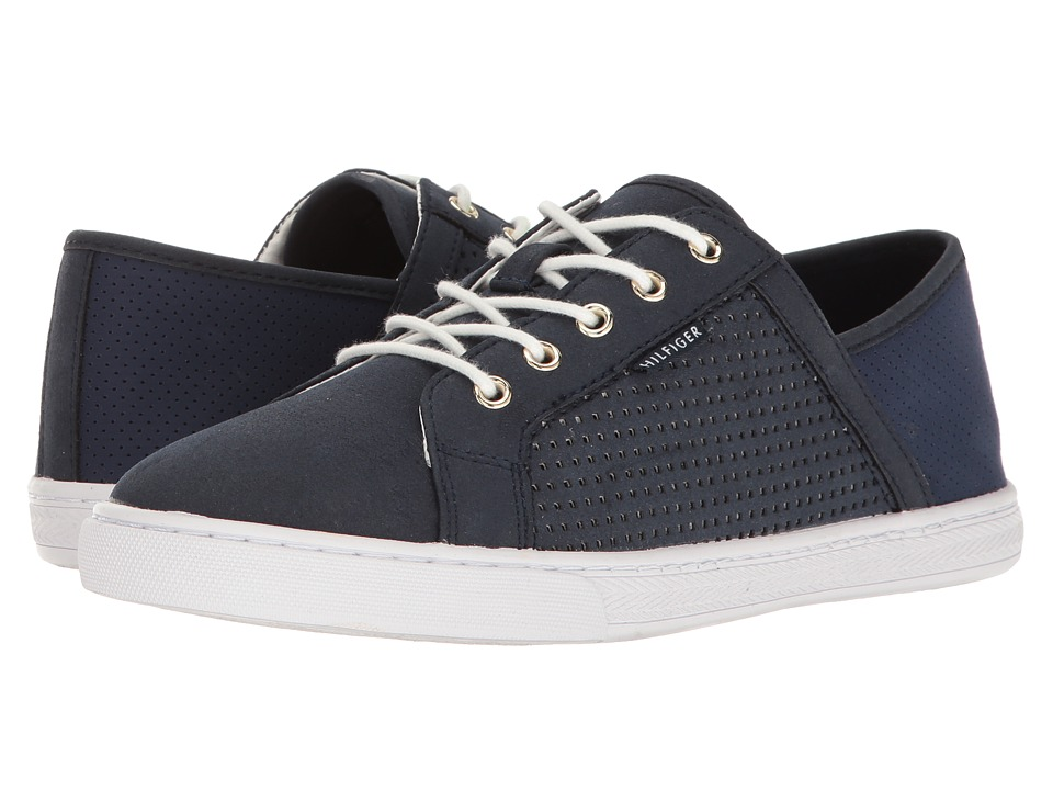 Tommy Hilfiger - Floreda 2 (Navy) Women's Shoes
