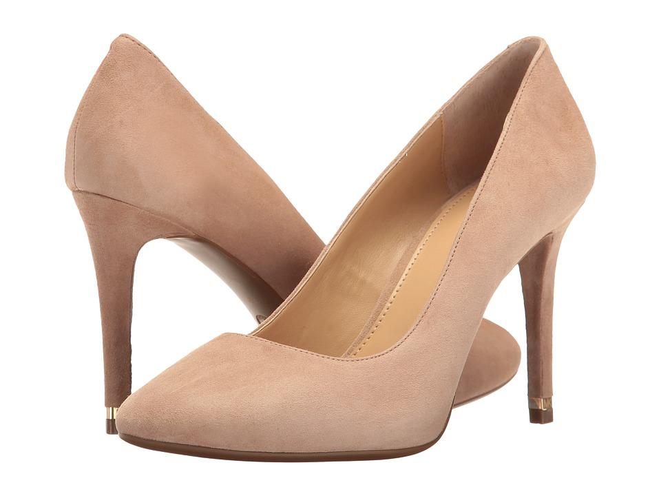 MICHAEL Michael Kors - Ashby Flex Pump (Dark Khaki) Women's Shoes