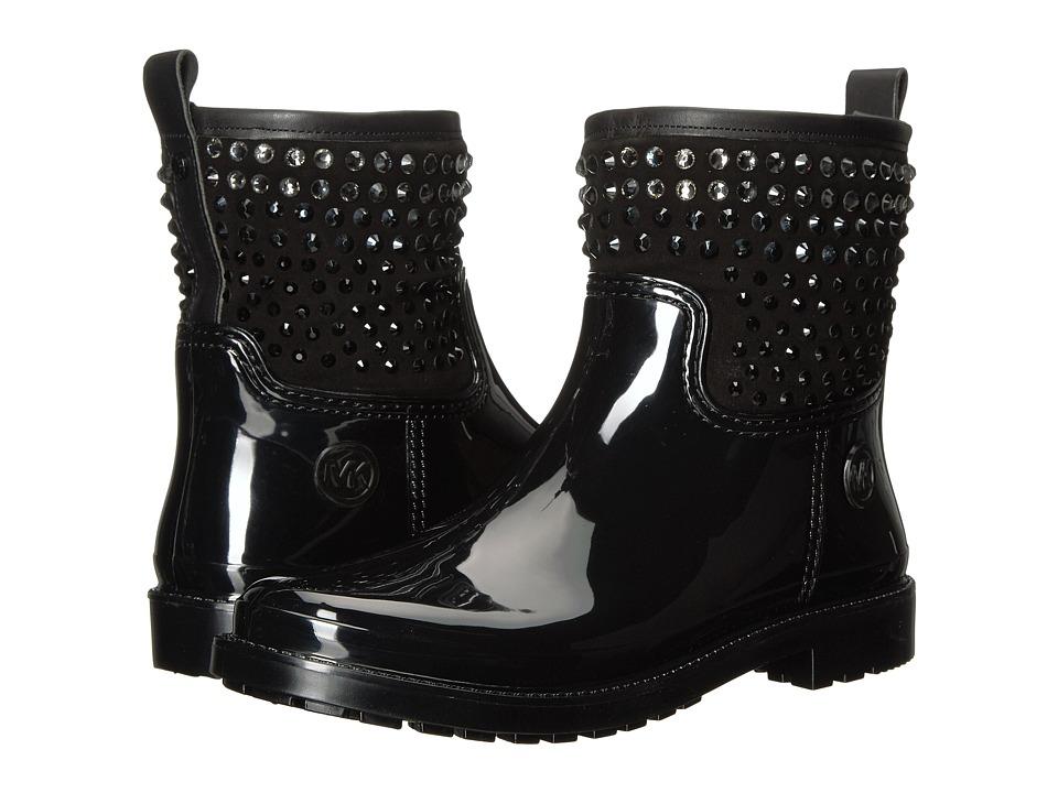 MICHAEL Michael Kors Dani Rain Bootie (Black) Women