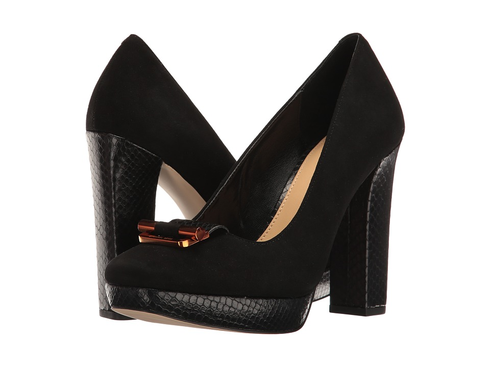 MICHAEL Michael Kors Gloria Pump (Black) Women