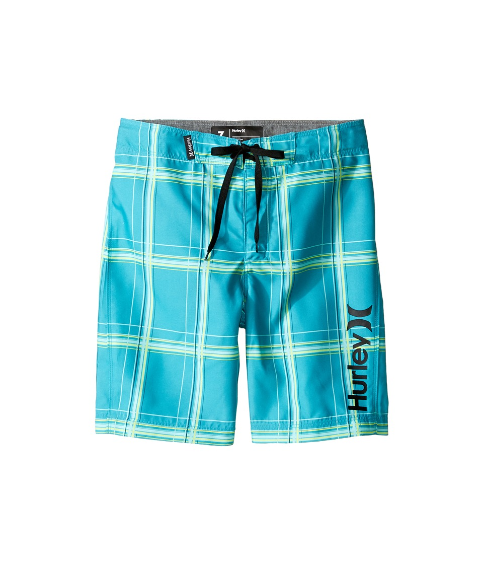 Hurley Kids Puerto Rico Boardshorts (Little Kids) (Dusty Cactus) Boy